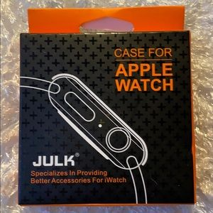Apple Watch Case Clear 2 pack